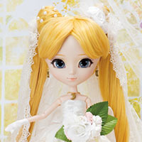 Pullip Usagi Tsukino Wedding version mini