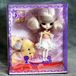 Arzhela Little Dal Lady Vixy stock