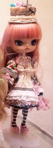 Prototypes Pullip Dal Kawaii Doll Carnival 2018