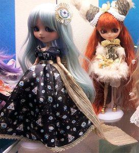 Prototypes Pullip Galaxy Doll Carnival 2018