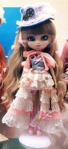 Prototypes Pullip Kawaii steampunk Doll Carnival 2018