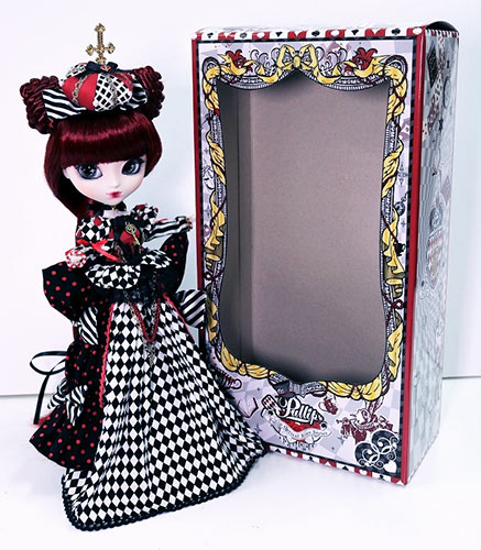 Zoom Pullip Optical Queen