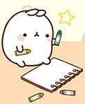 Creative Molang kawaii