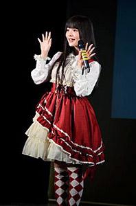 Sumire Uesaka at Anicon 2015