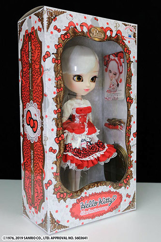 Zoom Pullip Hello Kitty card