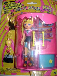 Mix n'mini Betty