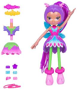 Violet faery