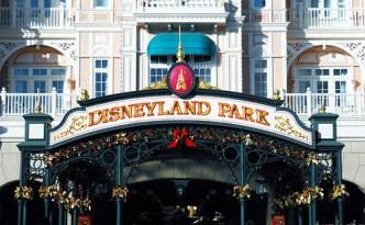 Disneyland Paris hiver 2012