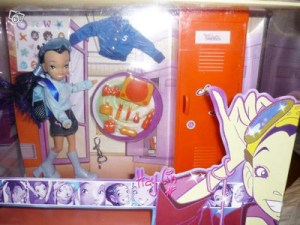 Disney Witch dolls college 16 cm Hay Lin