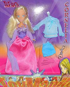 Disney Witch dolls Halloween Cornelia
