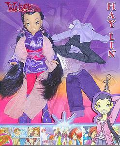 Disney Witch dolls Halloween Hay Lin
