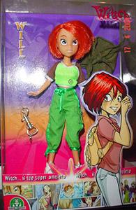 Disney witch dolls summer Will