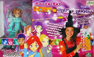 Party set Irma