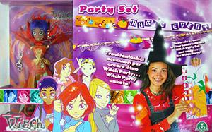 Party set Taranee