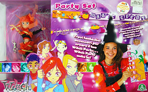 Party set Will