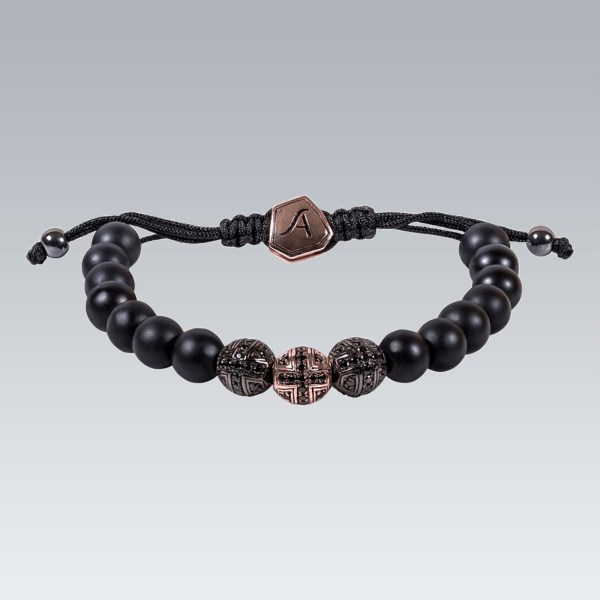 Tryptic Bead Bracelet