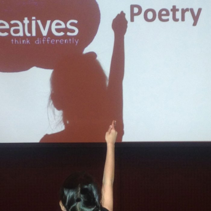 Poetry Workshops, Visits and Assemblies for Schools – National Poetry Day 2018