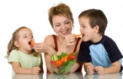 kids healthy foods