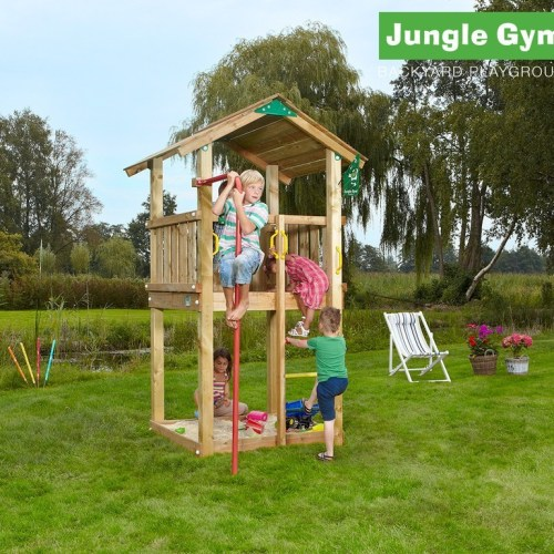 Spielturm Jungle Castle - Jungle Gym