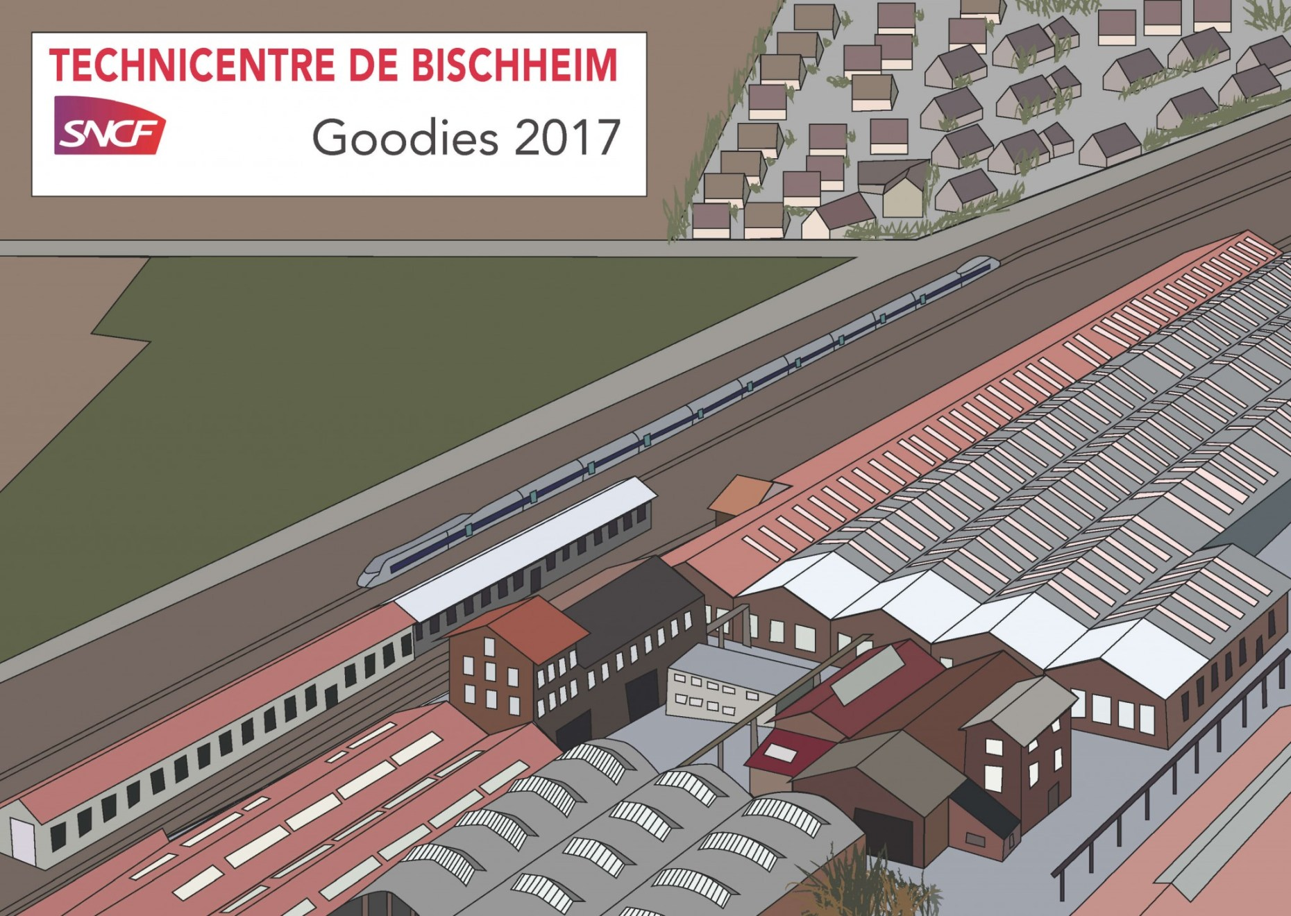 Praktik: SNCF Goodies 2017