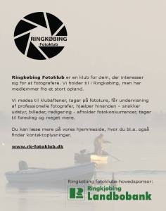 Ringkøbing Fotoklub infoskilt