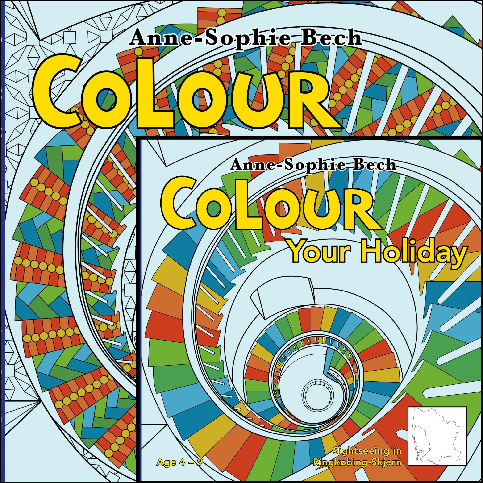 Colour Your Holiday - Voksen/Børn