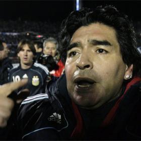 Maradona será expdientado por la FIFA por sus últimas declaraciones