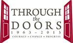 Logo for Through the Doors