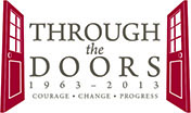 Through the Doors logo