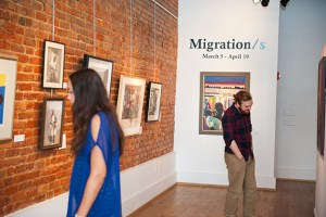 Migrations exhibit