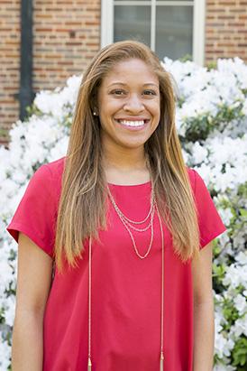 Scholarship recipient Halle Lindsay.