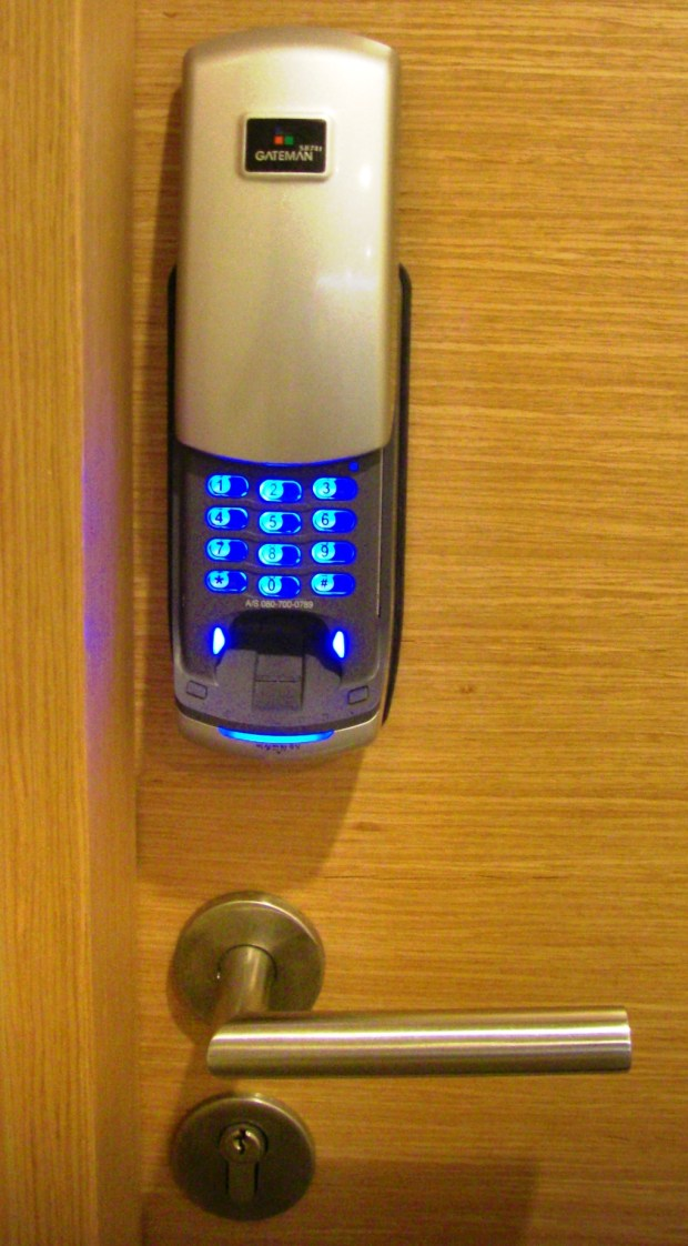 keyless door lock 2