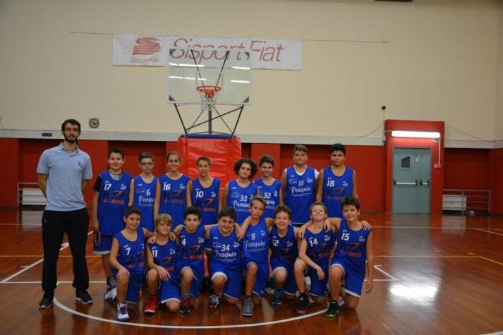 SEA UNDER13 2 - ALBERTO FRANZOLIN ENTRA NELLO STAFF 5PARI