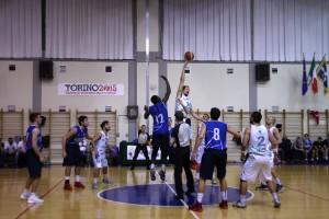 C Gold 16/17 5PARI Torino - Casale Basket