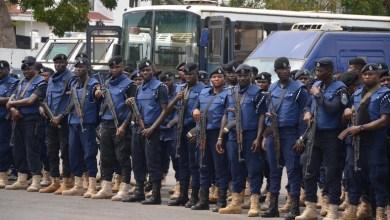 Photo of Police arrest 13 people in Central Region for disrupting voter registration