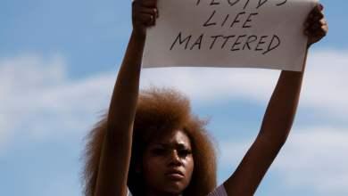 "Photo of Elizabeth Ohene writes: ""I can breathe here"""
