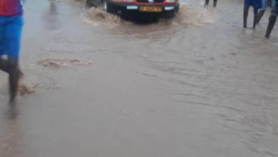 Photo of Rain cuts off four communities from Adaklu District and Ho