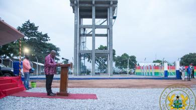Photo of Akufo-Addo fulfils 2016 campaign promise: commissions water project for Yapei