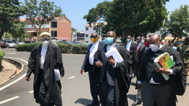 Photo of Supreme Court dismisses NDC review application on voter registration judgment