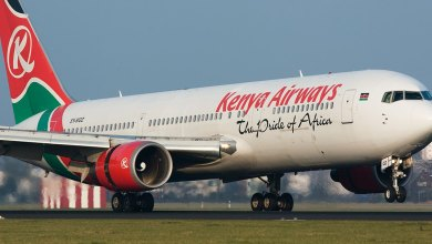 Photo of Kenya Airways banned from entering Tanzania