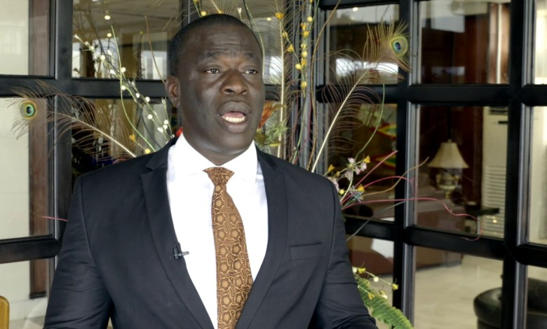 Ignatius Baffour Awuah, Minister of Employment and Labour Relations