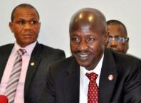 EFCC Chairman Ibrahim Magu
