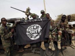 Abubakar Shekau Runs for His Life, Abandons Flag and Qur'an