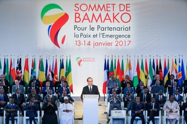 27th Africa-France Summit in Bamako, Mali