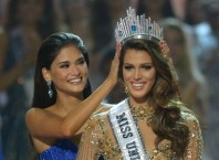 Miss France Wins Miss Universe 2016