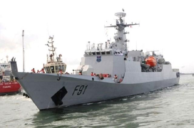 NNS Unity Warship