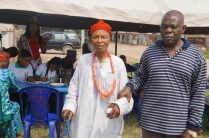 Queen Juliet Okoroafor Donates 200 Medicated Eye Glasses to Isiokpo Community
