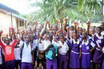 Queen Wanda Monye Education Campaign