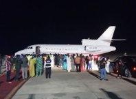 Jammeh Flies Tinubu's Jet