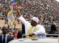 President Adama Barrow
